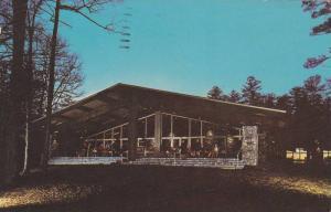 Exterior View, Dusk at Kanuga Lake Inn, Episcopal Conference Center, Henderso...
