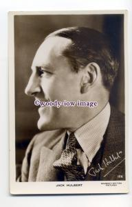 b5116 - Film Actor - Jack Hulbert, Gaumont-British No.156 - postcard