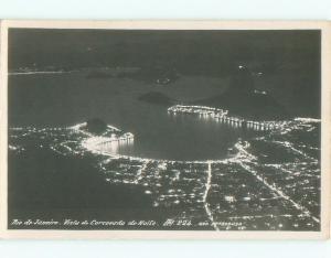 old rppc NICE VIEW Rio De Janeiro Brazil i2245