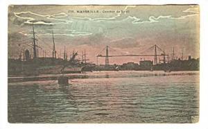 Coucher De Soleil, Marseille (Bouches-du-Rhône), France, 1900-1910s