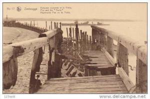 Pier And The Thetis, ZEEBRUGG (West Flanders), Belgium, 00-10s