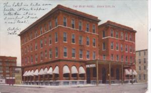 Iowa Sioux City The West Hotel