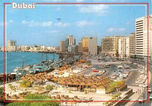 B95182 dubai car voiture ship bateaux united arab emirates