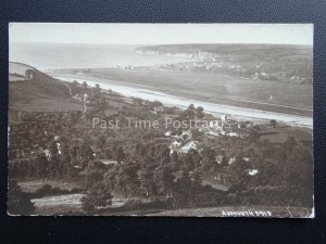 Devon AXMOUTH - Old RP Postcard 5919