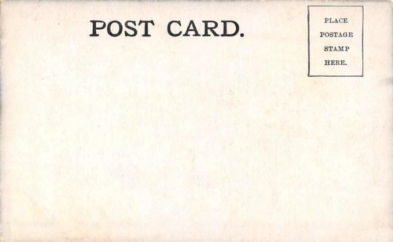 Music Master Play David Warfield Minnie Dupree Antique Postcard J45871