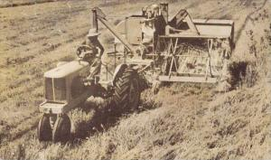 Allis-Chalmers Tractor Model 60 All-Crop Harvester Allis-Chalmers Milwaukee...