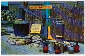 Moonshine Still, Hillbully Village, Pigeon Forge NC