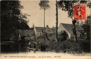 CPA Magny-le-Fleure - Vue sur la DIVES (276321)