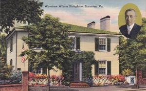 Virginia Staunton Woodrow Wilson Birthplace
