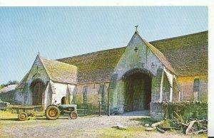 Wiltshire Postcard - The Tithe Barn - Bradford on Avon - Ref 8611A