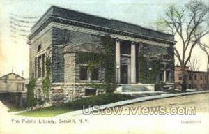 The Public Library Catskill NY 1908