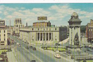 New York Syracuse Clinton Square 1964