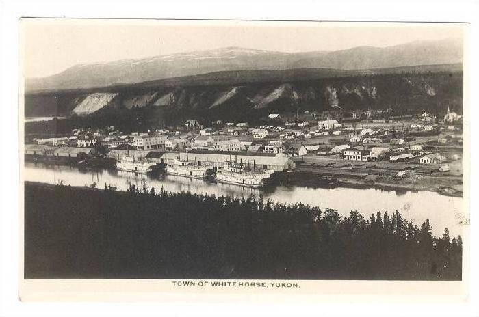 RP: Town of Whitehorse , Yukon , Canada , 20-30s