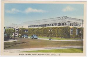 CRYSTAL GARDENS, VICTORIA, BC