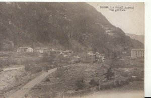 France Postcard - La Praz (Savoie) - Vue Generale - Ref TZ7892