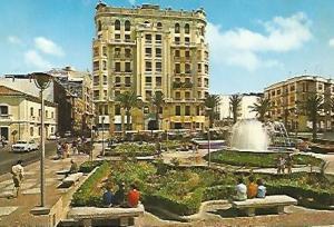POSTAL 55606: CEUTA. Plaza de los Reyes