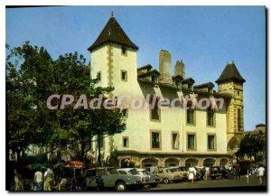 Postcard Modern Colors and Light France Saint Jean de Luz P B Chateau Louis XIV