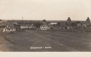 RP; BROADWAY , Saskatchewan, 1900-10s