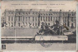 VERSAILLES, France, 1900-1910s, Pop-Out Views