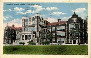 OH - Cincinnati. Avondale Public School