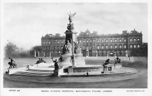 Queen Victoria Memorial, Buckingham Palace Statues London