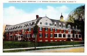 Florida Deland Chaudoin Hall Girls' Dormitory Stetson University