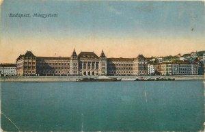Hungary Budapest Muegyetem