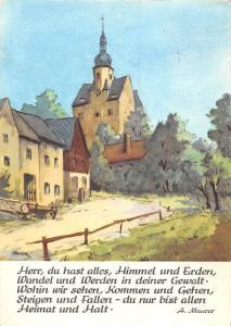Kirche Strassburg Willy Becker Schrift Heinz Kirsch