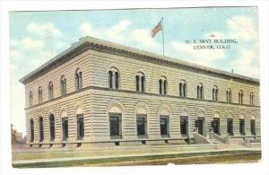 U.S. Mint Building, Denver, Colorado, PU-1910