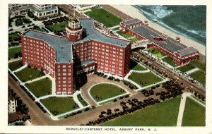 NJ - Asbury Park. Berkeley-Carteret Hotel