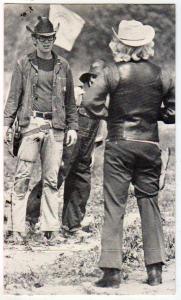 Black Bart & Marshall Wild Bill Shoot-out, Delevan NY