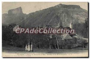 Old Postcard Dauphine Grenoble Line A Gap cial