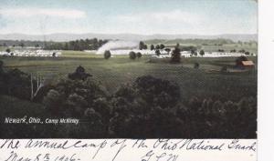 Camp McKinley, Newark, Ohio, 1900-1910s