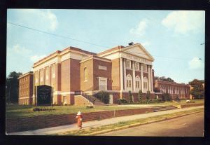 Dothan, Alabama/AL Postcard, First Baptist Church, 1962!