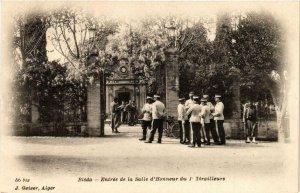 CPA AK Geiser 56 BLIDA - Entrée de la Salle d'Honneur ALGERIA (764296)