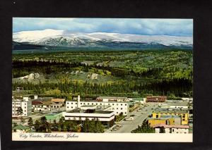 Whitehorse City YUKON Territory River Postcard Canada Carte Postale