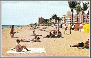 Florida, Fort Lauderdale - Colorful Beach - [FL-135]