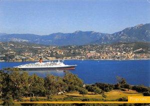 Queen Elizabeth 2 Cunard Line Ship Unused