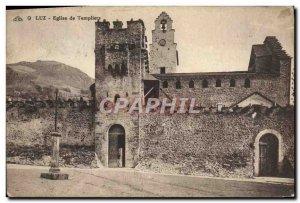 Postcard From Old Luz Church Templars