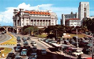 Singapore Fullerton Building  Fullerton Building