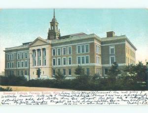 Pre-1907 SIMMONS COLLEGE AT FENWAY Boston Massachusetts MA n6823