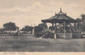 CALCUTTA, India, 1900-1910's; Eden Gardens
