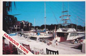 Harbor Town , HILTON HEAD , South Carolina , 50-70s