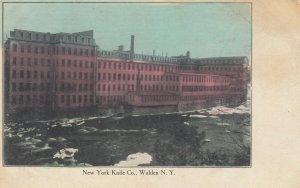 WALDEN , New York , 1901-07 ; New York Knife Company