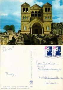 CPM Mount Tabor Basilica of Transfiguration ISRAEL (733498)
