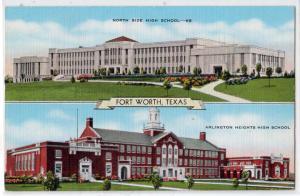 High School, Fort Worth TX