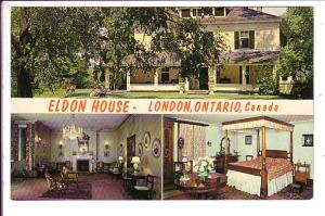 Eldon House, London, Ontario Multiview