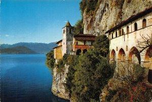 Italy S Caterina del Sasso Lake Maggiore Lac Postcard