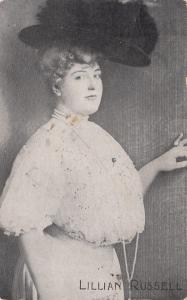 Actress, Lillian Russell , 00-10s