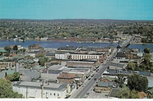 TRENTON , Ontario , Canada , 1950-60s ; Air View